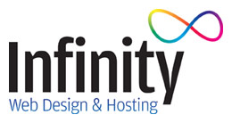 uk logo design branding business websites hosting packages infinity web design