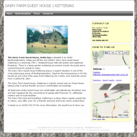 Dairy Farm Guest House | Kettering