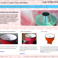 Fun Foods | Candy Floss Machines