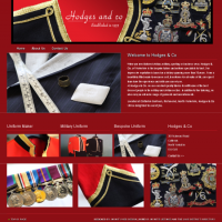 Hodges & Co. Tailors | Catterick