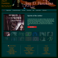 Jaq D Hawkins | Magic, Books, Films