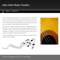 John Little | Bradford Music Teacher