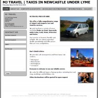 MJ Travel | Newcastle Taxis