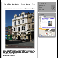 Old White Lion Hotel | Bury