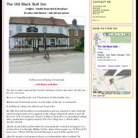 The Old Black Bull Inn   Easingwold